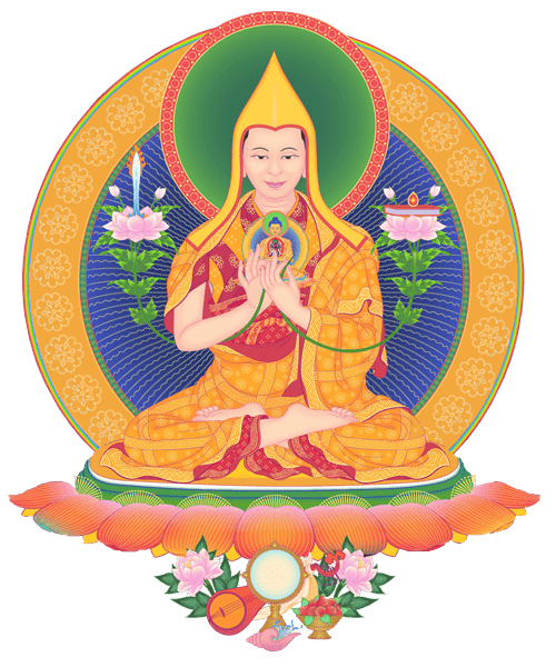 Offering to the Spiritual Guide: May 25