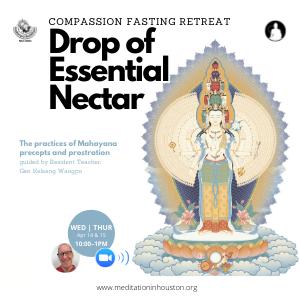 Drop of Essential Nectar (Apr 14-15)