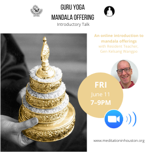 Introduction – How to Practice Guru Yoga & Mandala Offerings