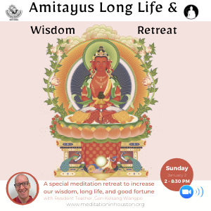 Amitayus Long Life and Wisdom Retreat